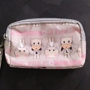 Harajuku Lovers A Fatal Attraction Bag Pouch wrist